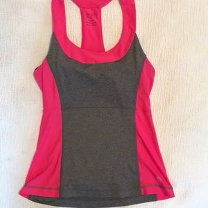 2/$10 workout athletic tank top xs